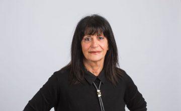 נאוה גלעד-שלומוביץ' נשיאת האיגוד