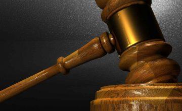 פרסום הליך משפטי