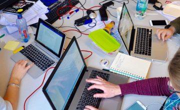Google Translate והתלמידים הישראלים משתפים פעולה