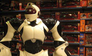 מה תרצו להיות כשתהיו גדולים? מה שהרובוטים ישאירו לכם.