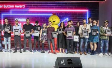 כוכבי הרשת של YouTube לשנת 2017