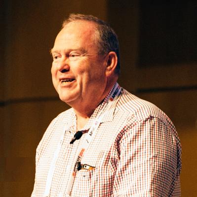 Geoff Huston, Chief Scientist, APNIC